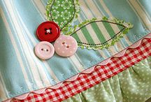 sewing , quilting,  embroidery etc / by Renee Rogers