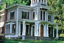 Old House Love / by Nikki Thompson