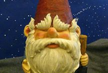 Gnomes / by Metropolitan Library