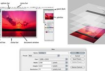 Photoshop Tutorials & Tips / by Chris Lucas