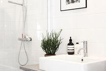 For the bathroom / by Stine //