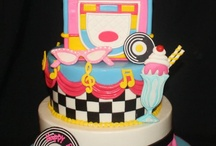 Cakes, Cakes and More Cakes / by Brittany Punjabi