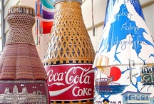 Coca Cola around the world / by Kay D'Angelo