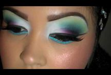 Cool Makeup / by Linda Bohm