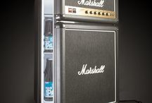 Marshall Fridge / The Father Of Loud's Finest Hour / by Firebox.com