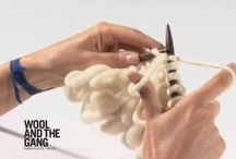 Knit - Felt - Stitch - Weave / by Lasso the Moon
