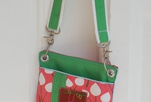 bags, purses and totes / by Sue Sanders