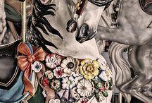 Carousel / by Marcy Gossett