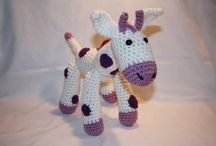 Crochet Toys / by Jessica Rice