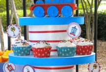 Bryce's 3rd Birthday Planning Board / by Brooke Senter