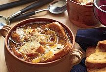 Soups & Stews / Warms you up, body & soul! / by Poe Kitten