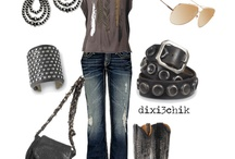 Fashion & Clothing / by Tina Juneau