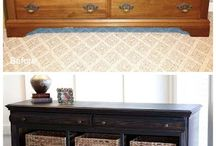 Furniture redone  / by Tasha Kincaid