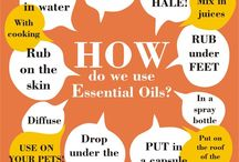 Essential Oils / by Janet Vowles