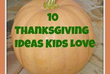 Thanksgiving / by Devin N Monica Blakey
