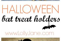 Halloween / by Kristin -- Grandma's Chalkboard