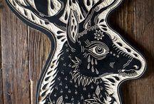 folk art / by Frieda Anderson