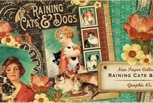 Raining Cats & Dogs / by Graphic 45®