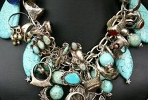 Turquoise / by Patty Cross