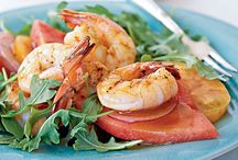 'Summer of Shrimp: Fire It Up!' / by Johannah Brookwell