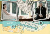 Shel Belle Scraps Layouts / Layouts made using products from Shel Belle Scraps. / by Kathie Gray