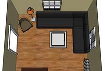 living room idea / by Tonya Morse-Weaver