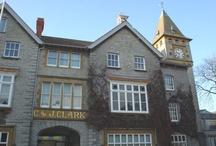 Somerset Proud / Clarks established in Street, Somerset in 1825.  / by Clarks UK