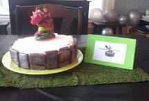 Ellie's Future Skylanders Birthday Party / by Tanya Jagger