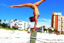 Gymnastics / by Elizabeth Chiovitti