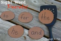 Teacher stuff {sight words} / by Liz Devereux-Hurley