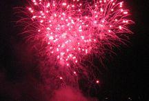 Fireworks  / by Mikako Myoga