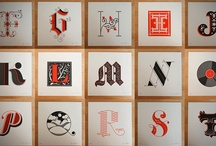 Typography / by Vanesa Platero