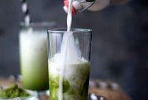 food: matcha green tea. / by Jin Chu-Ferrer