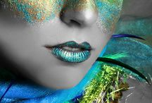 Make-up / Some really awesome make-up ideas. / by Kimberly Tabor