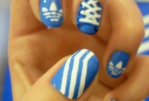 Keratin for a Canvas / Cool ideas for nails. / by Sarah Noschang