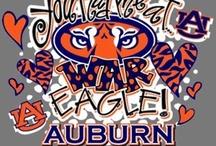Weagle Weagle War Eagle!! / by Jeana Breuer