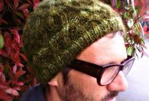 Knit hats / by Rowie Symons