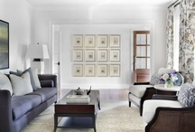 Master Bedroom Inspiration / by Megan Lofgran