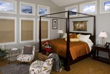 Our Inn / Scenes here inside the Bronze Antler Bed & Breakfast.  We filed this under home decor because we like to decorate our guestrooms and public spaces. / by Bronze Antler Bed & Breakfast