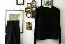 Frames and wall decoration / by Sophie Lefebvre