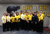 Featured Franchise / The Nation's Leading Wildlife Control Firm with Over 120 Offices Coast to Coast / by Critter Control