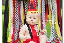 Landon's first birthday! / by Lindsey Wilson