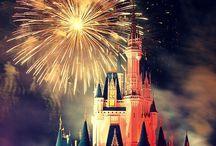 Disney Park Photography / by Megan Colborn