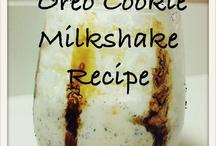 milky milky shake! / by Melina Christofaridou