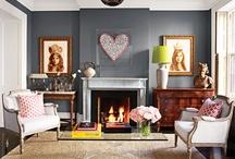 Home Decor Ideas / by Jennifer Redecki Carretta