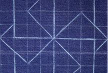 Sashiko / Collection of designs / by Cookie Gaynor