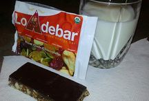 LoAdebar / All about our natural, organic, vegan, gluten-free energy bar that combines taste and wholesome nutrition for a healthy snack or breakfast bar. / by LoAdebar