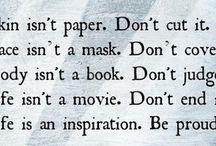words of wisdom / by Lily Podany