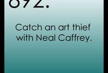 Fiction Bucket List / by Kelsey Gonzales