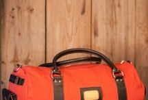 Canvas Duffle and Travel Bags / by Buffalo Jackson Trading Co